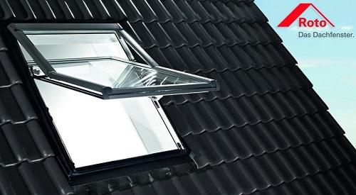 Мансардные окна «Roto»