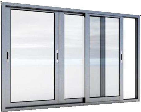 Купить теплые алюминиевые окна по доступной цене на сайте eu.